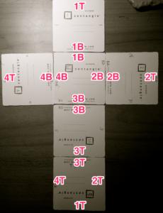 ZenCube Tile layout